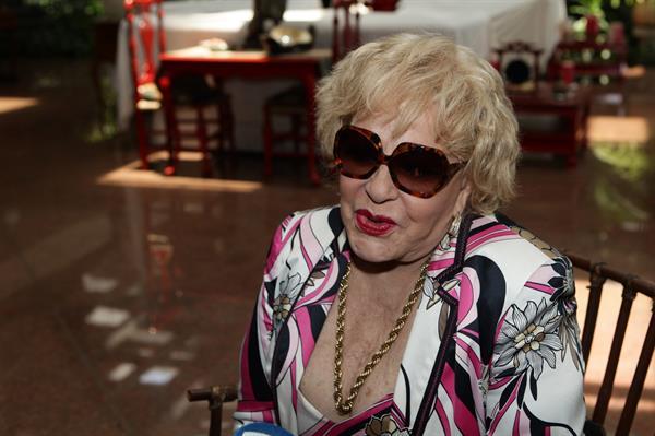 Silvia Pinal, la diva carismática y talentosa se afianza en su novena década Mónica Rubalcava