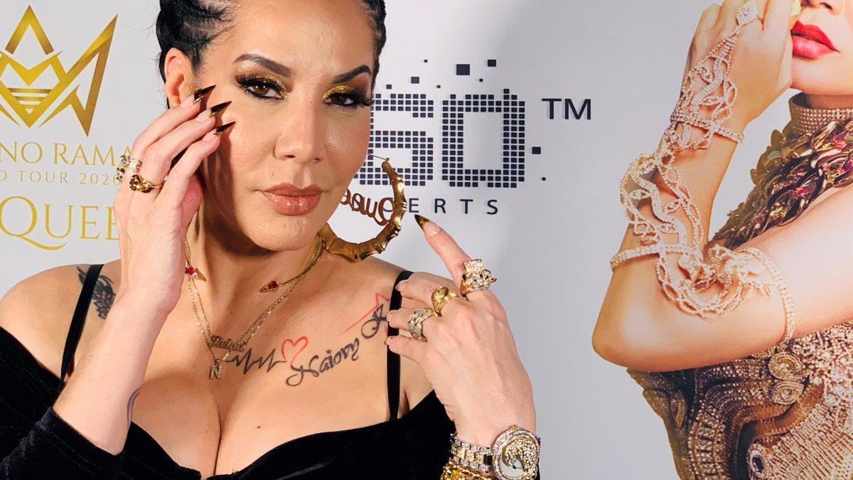 Ivy Queen entre las mujeres homenajeadas por los Latin Grammy