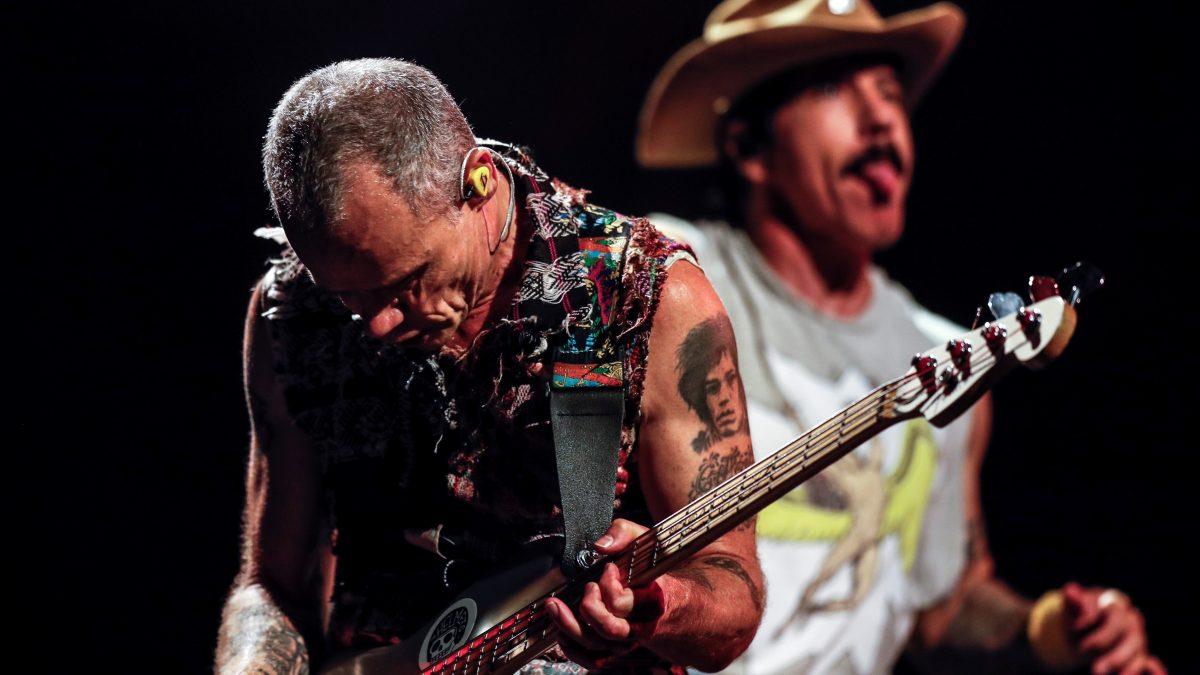 Red Hot Chili Peppers anuncian gira mundial con arranque en Sevilla