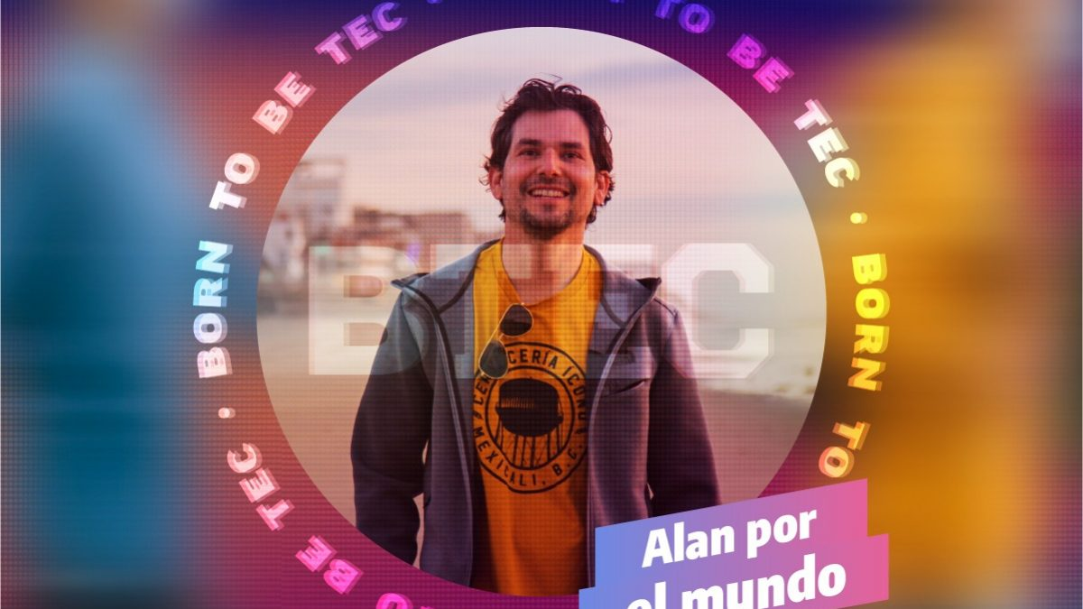 """""""El poder de los viajes"""", de Alan por el mundo"""