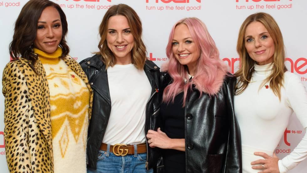 Las Spice Girls anuncian un nuevo acuerdo en su 25 aniversario