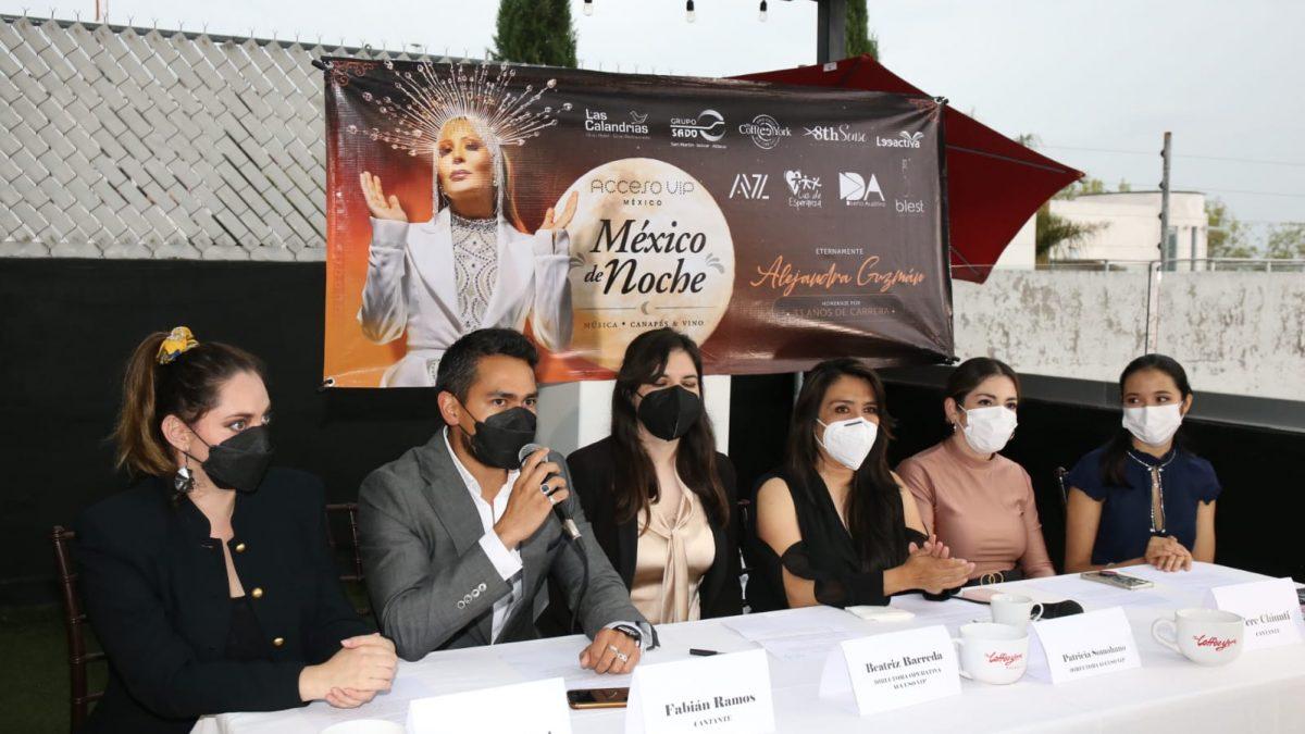 Rinden homenaje a Alejandra Guzmán