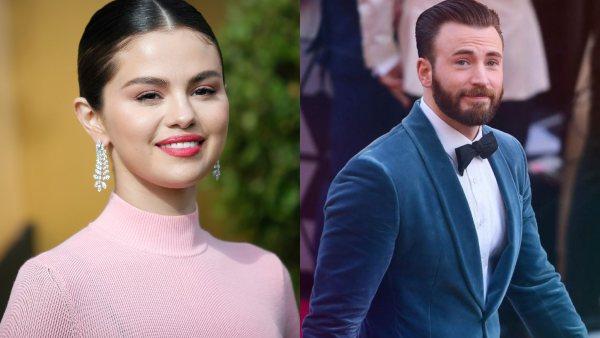 Difunden rumor de que Chris Evans y Selena Gómez son novios
